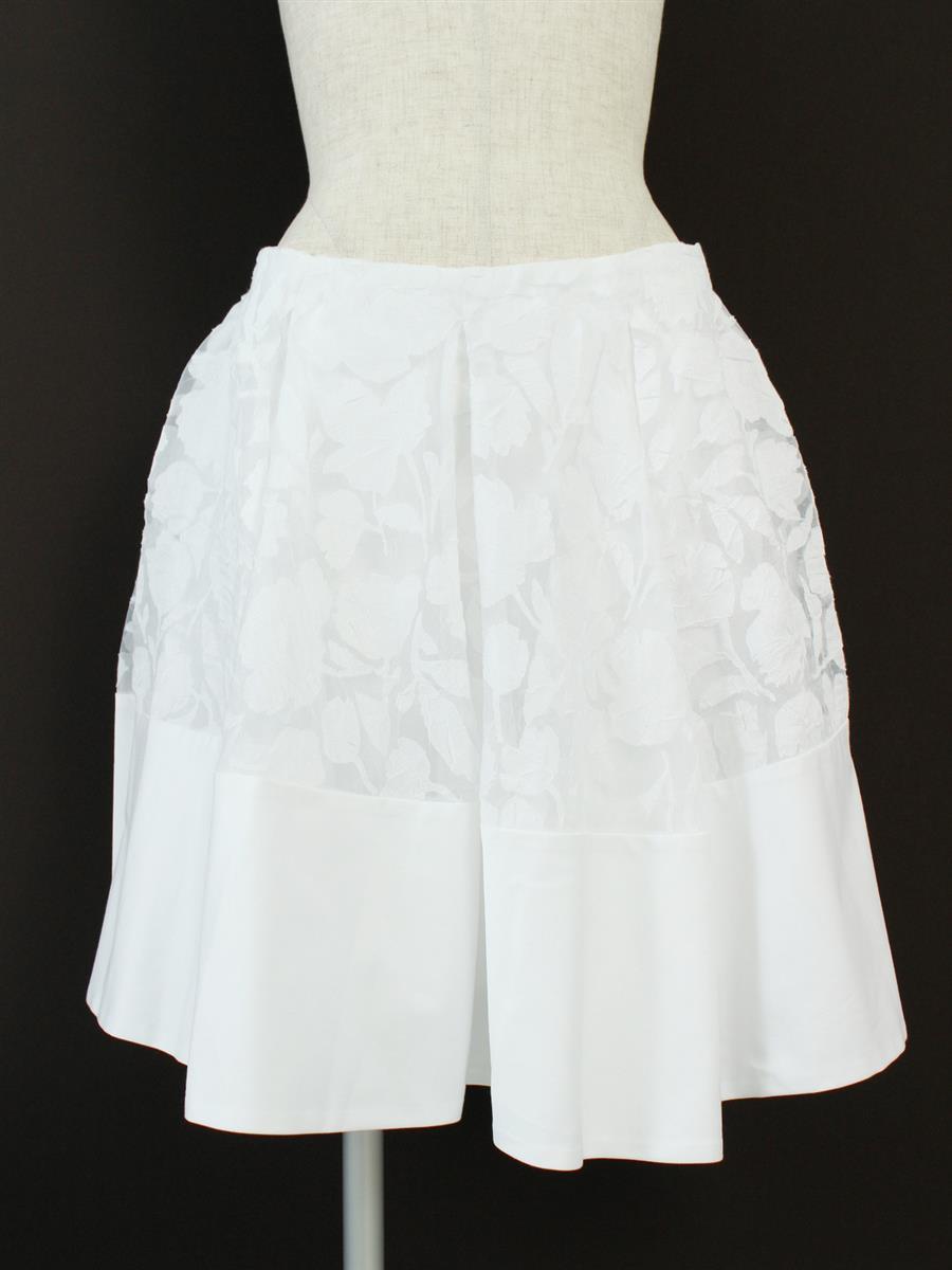 フォクシーニューヨーク Collection スカート Pleat Short Collection