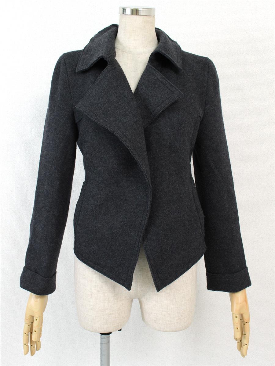 フォクシーブティック ジャケット コンコルド 袖小さな汚れあり