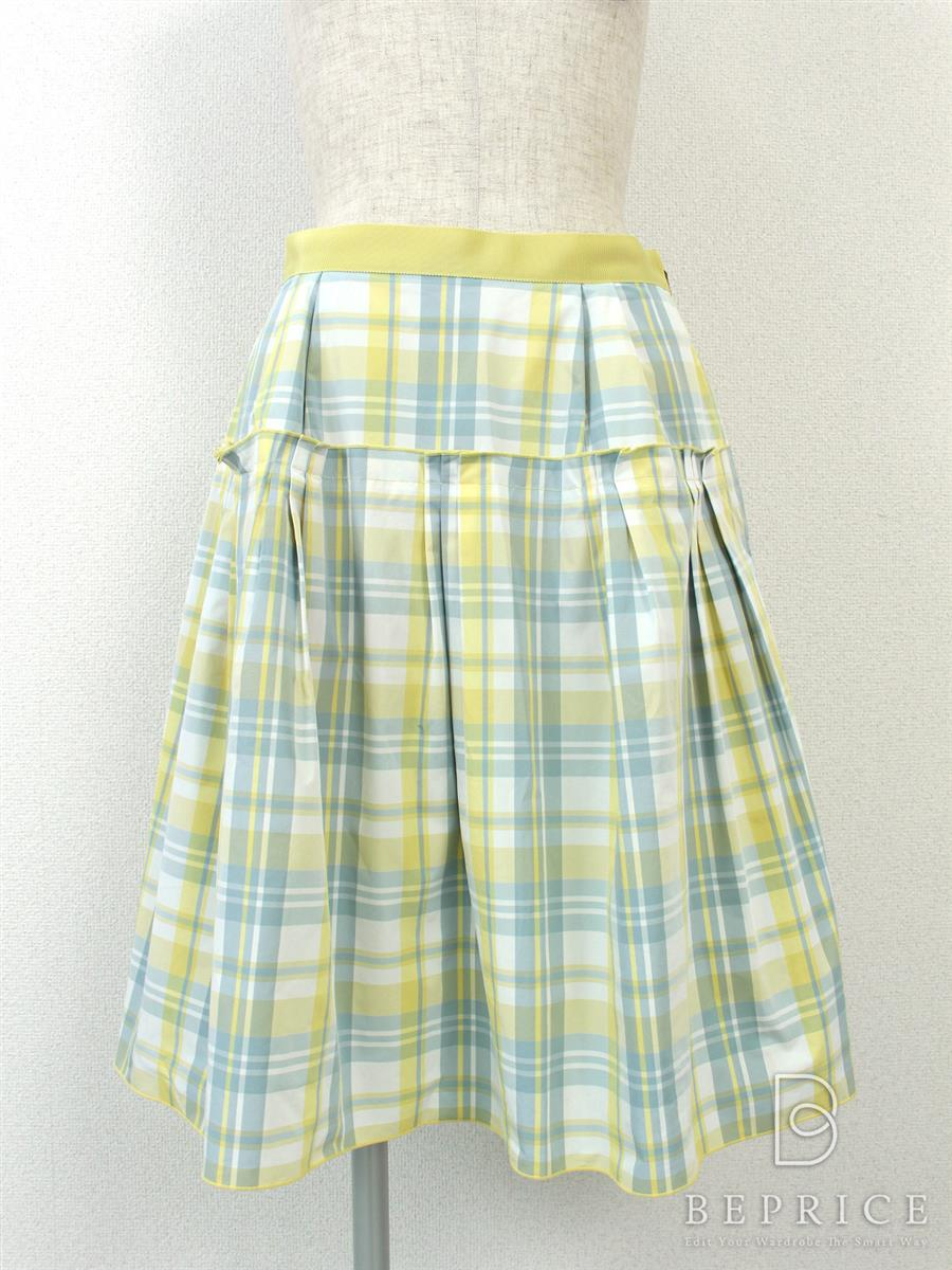 フォクシーニューヨーク スカート フレンチ
