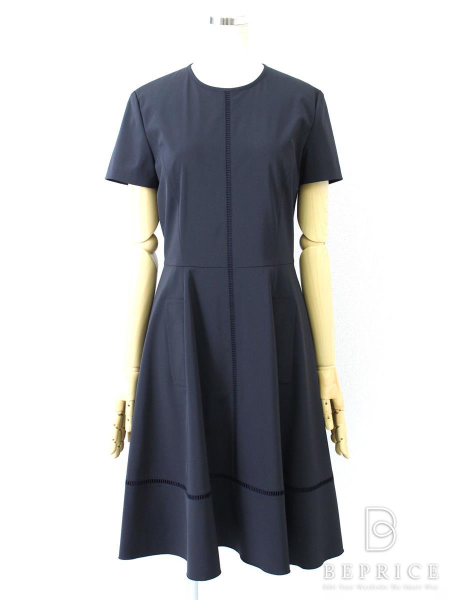 フォクシーニューヨーク ワンピース Fagotting FIt and Flare Dress
