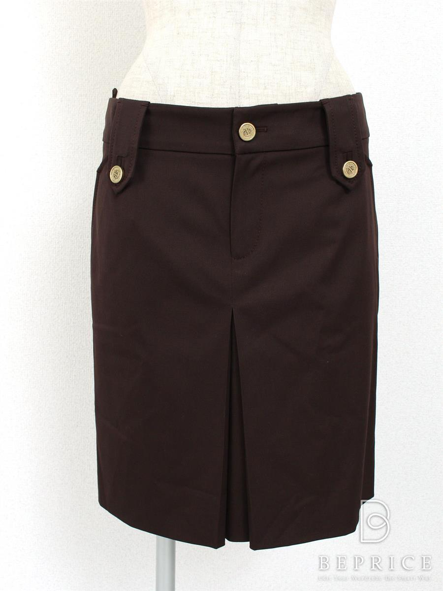 グッチ スカート 台形