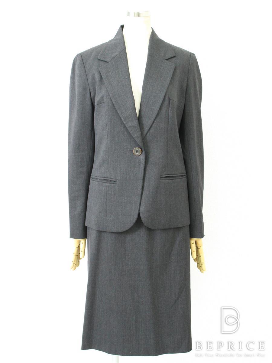 バーバリーロンドン スカートスーツ ジャケット