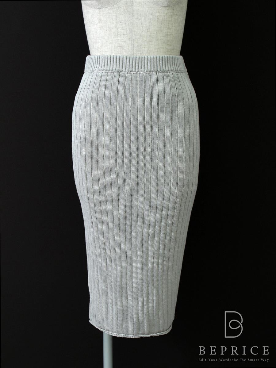 ウィムガゼット スカート ニット