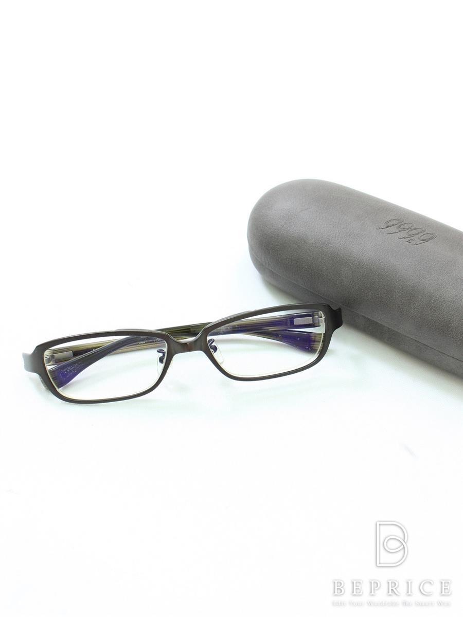 フォーナインズ 眼鏡 メガネフレーム 度入り