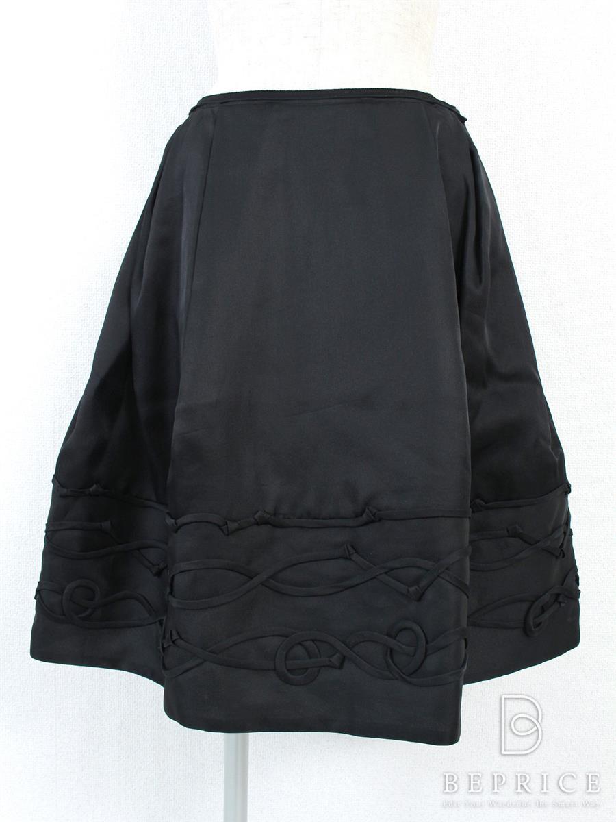 フォクシー スカート シルク