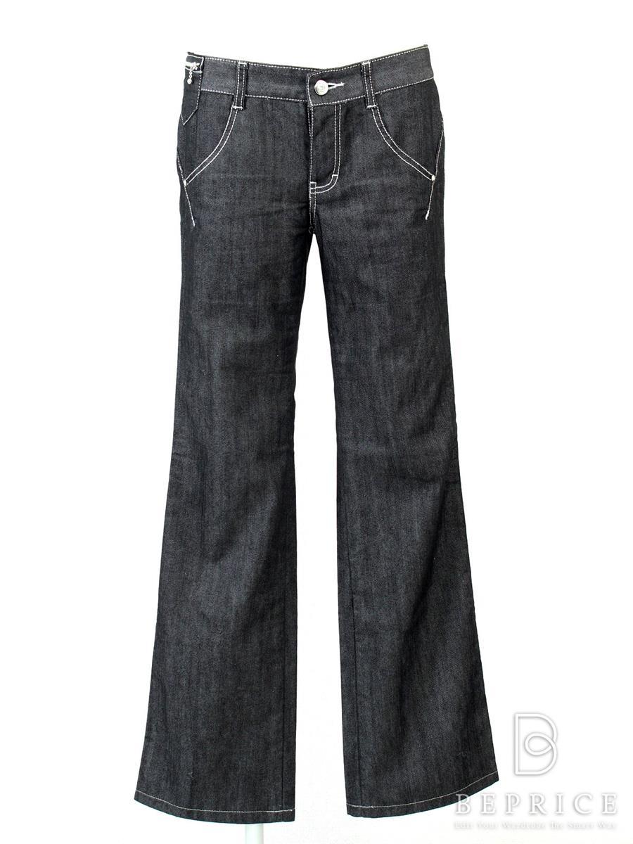 トゥービーシック デニムパンツ パンツ デニム ブラック