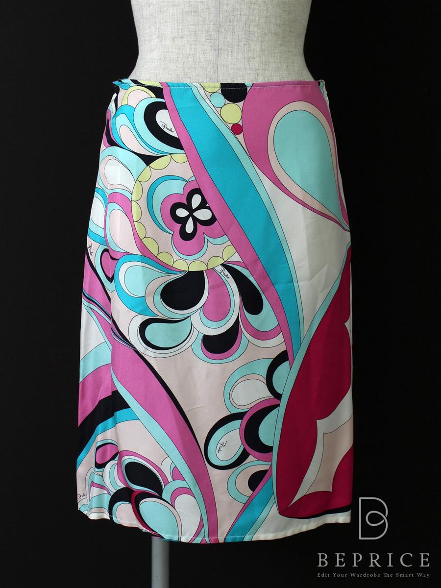 エミリオプッチ スカート フレア