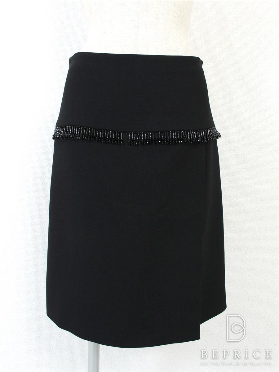 プラダ スカート ビジュー