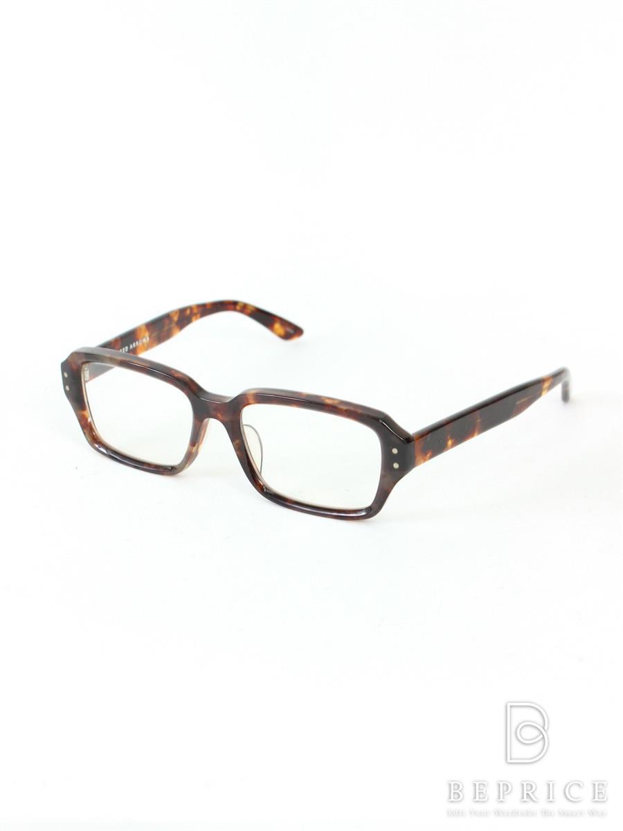金子眼鏡 メガネ 眼鏡 フレーム 鼈甲 汚れ