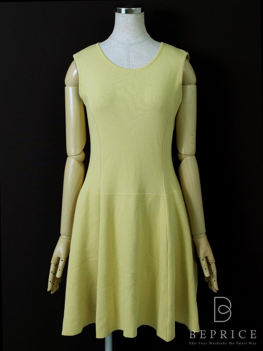 マドーレ ワンピース ラミューズニットドレス