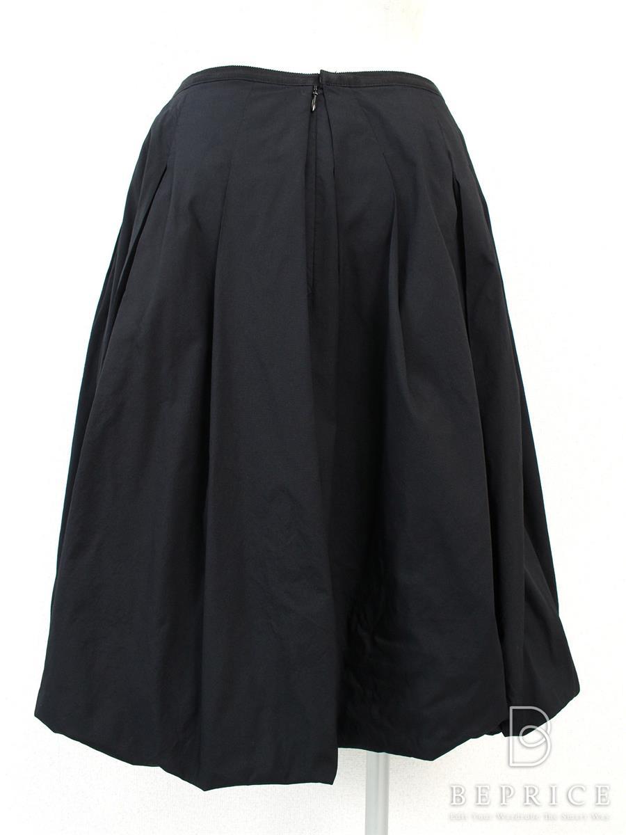 フォクシーブティック スカート グログランタフタ