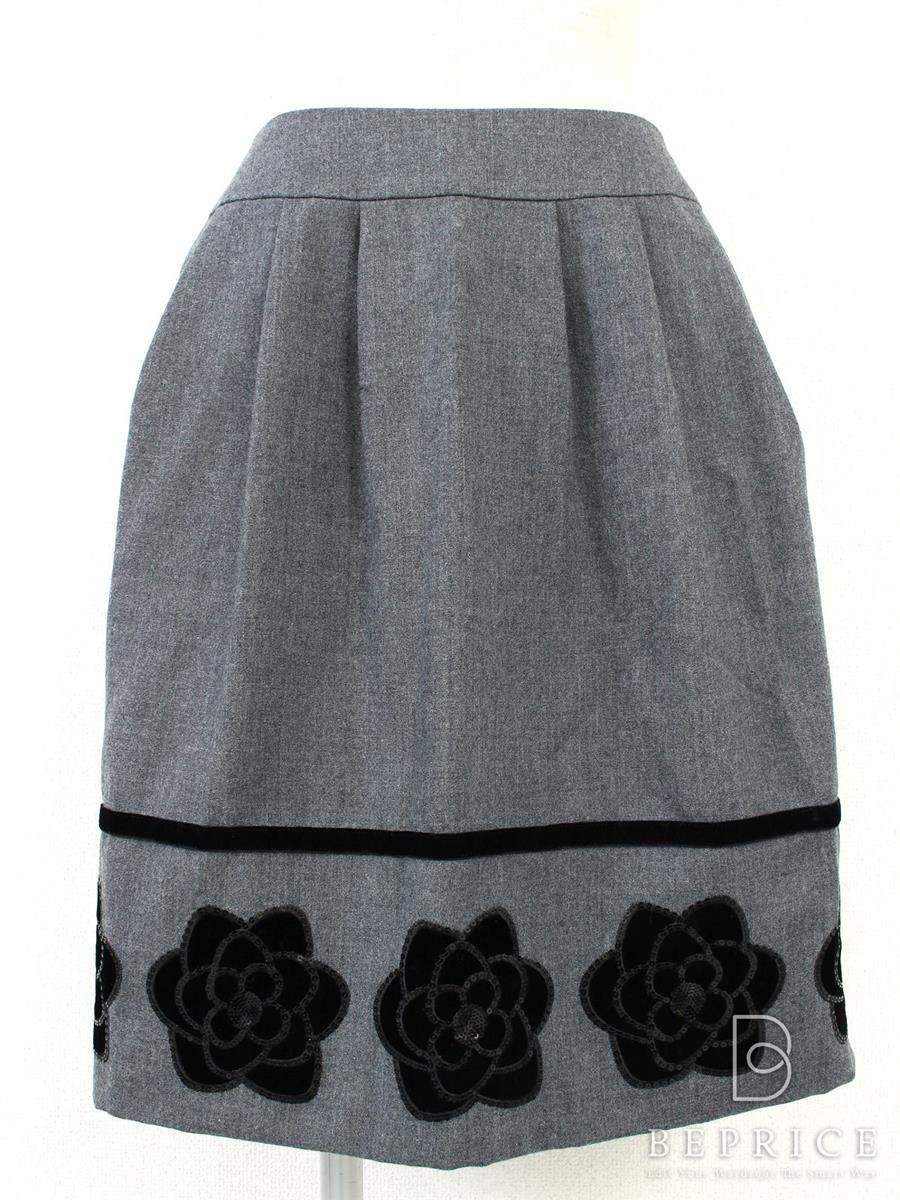 エムズグレイシー スカート フレアー