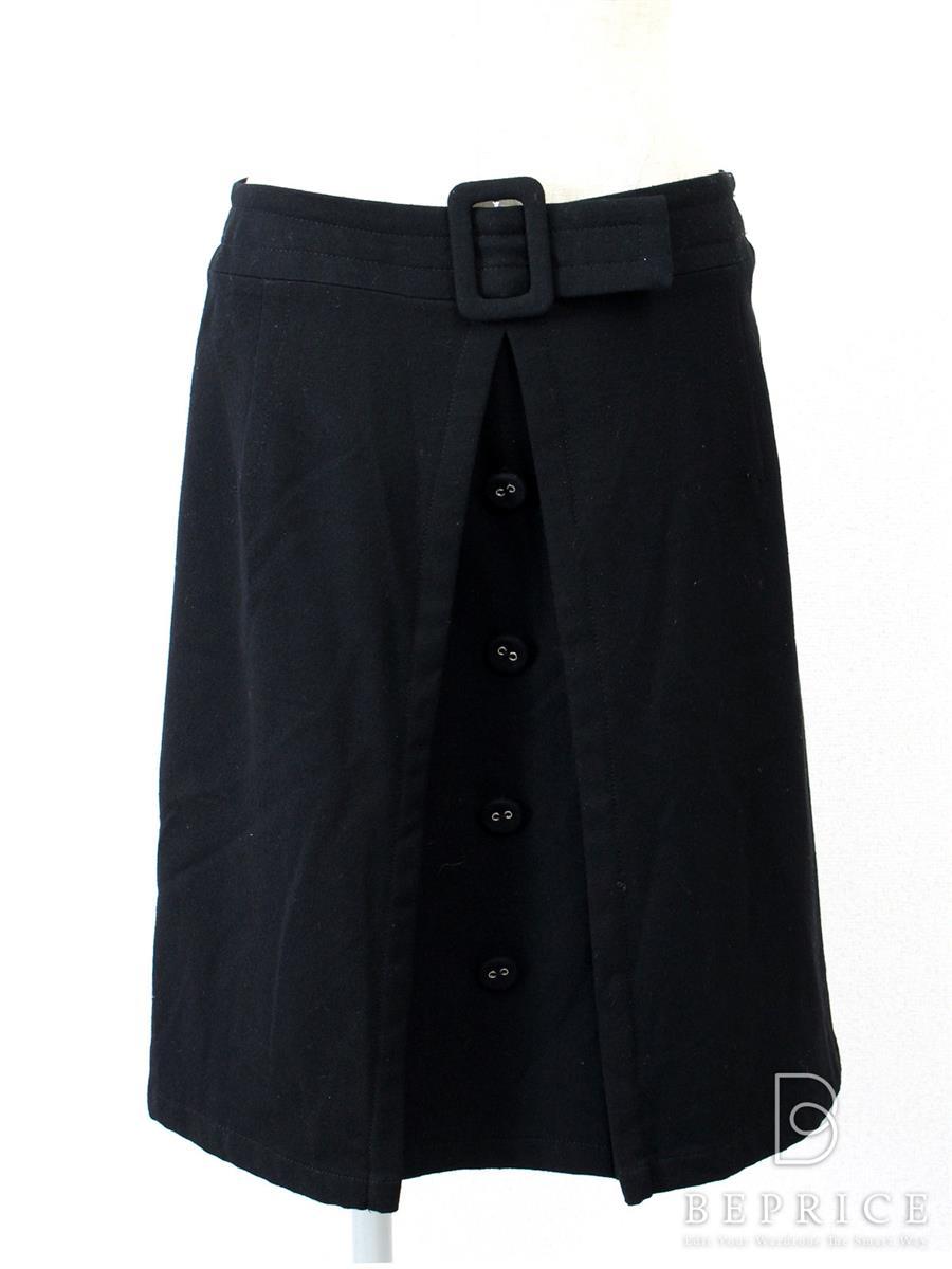 エムズグレイシー スカート ボタン