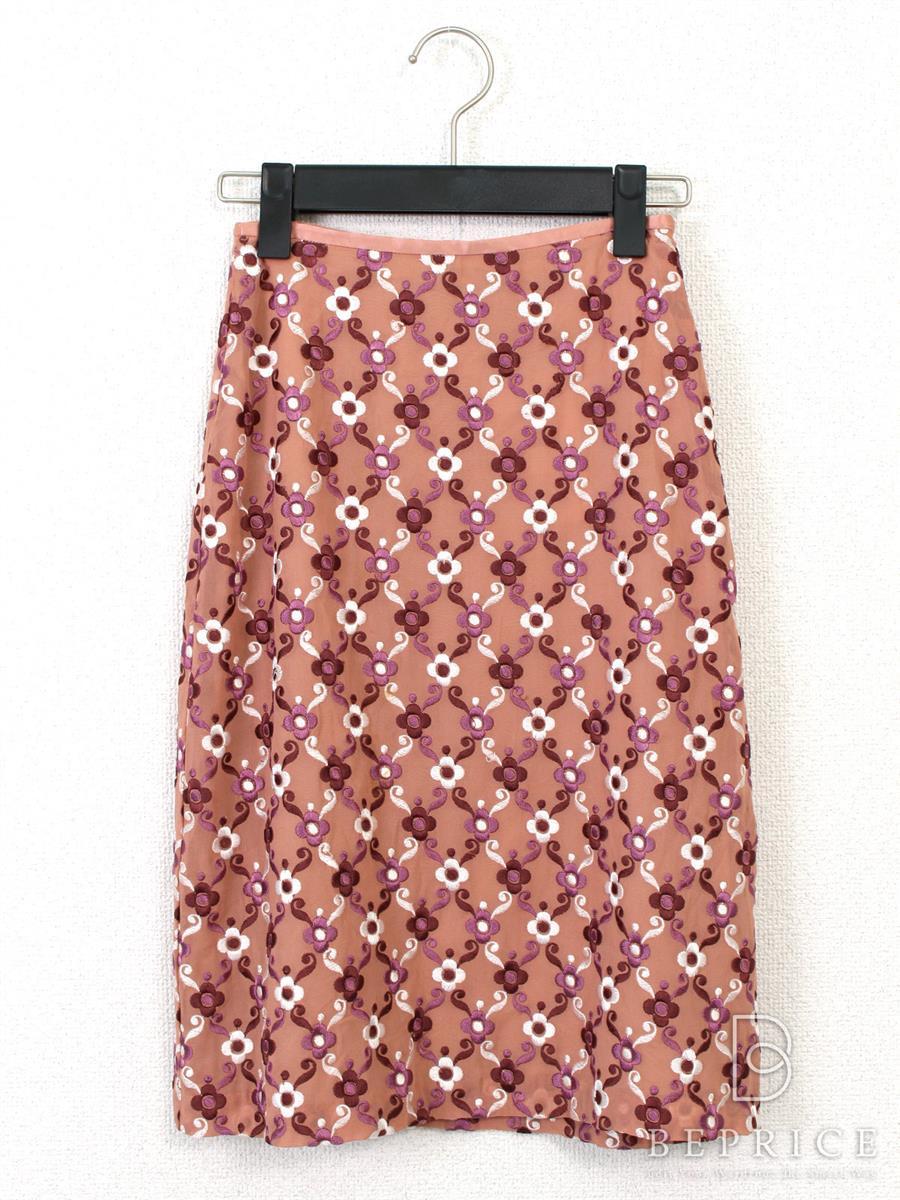 トッカ スカート 刺繍