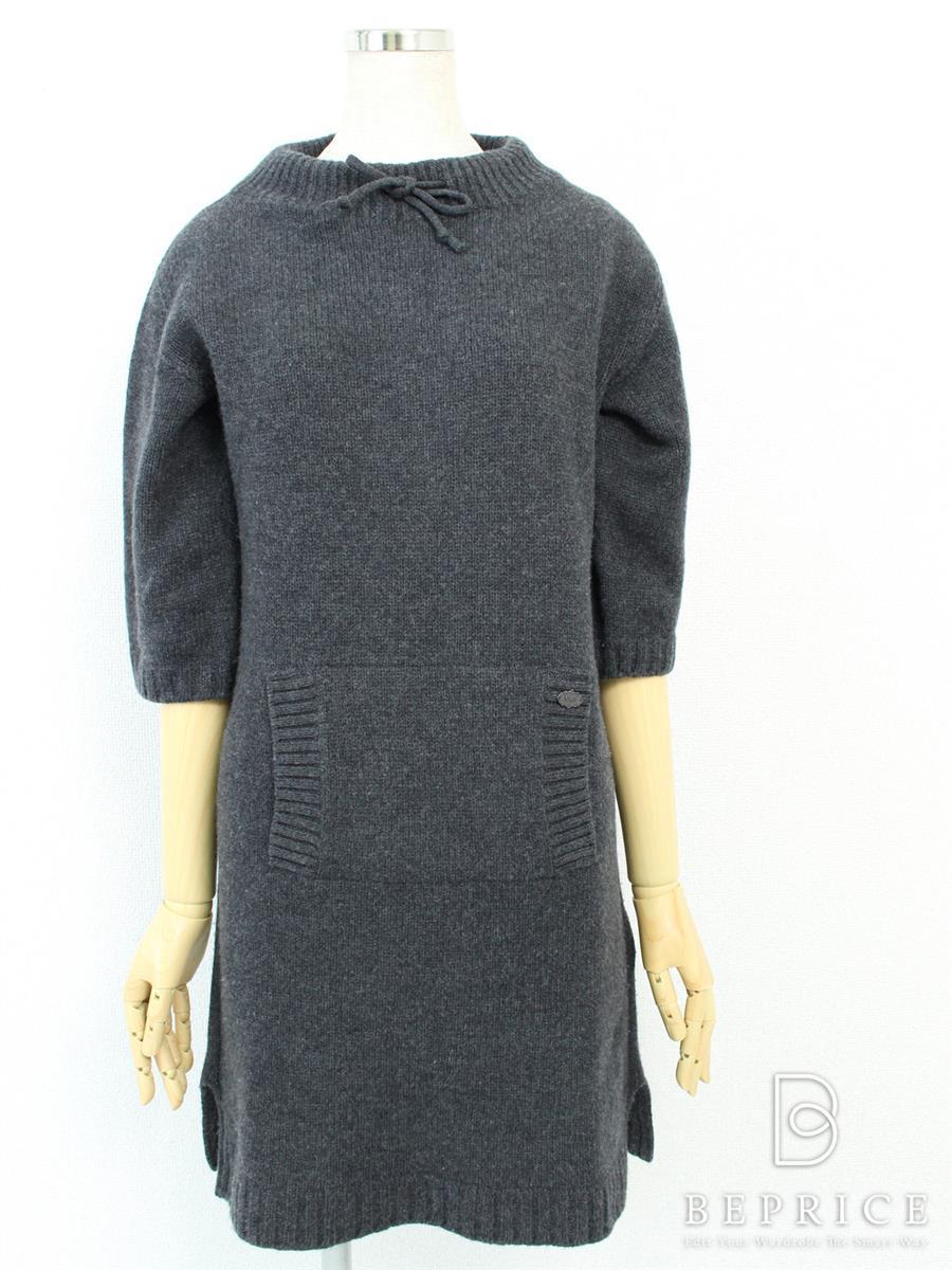 フォクシーブティック ワンピース Kint Dress Luxembourg
