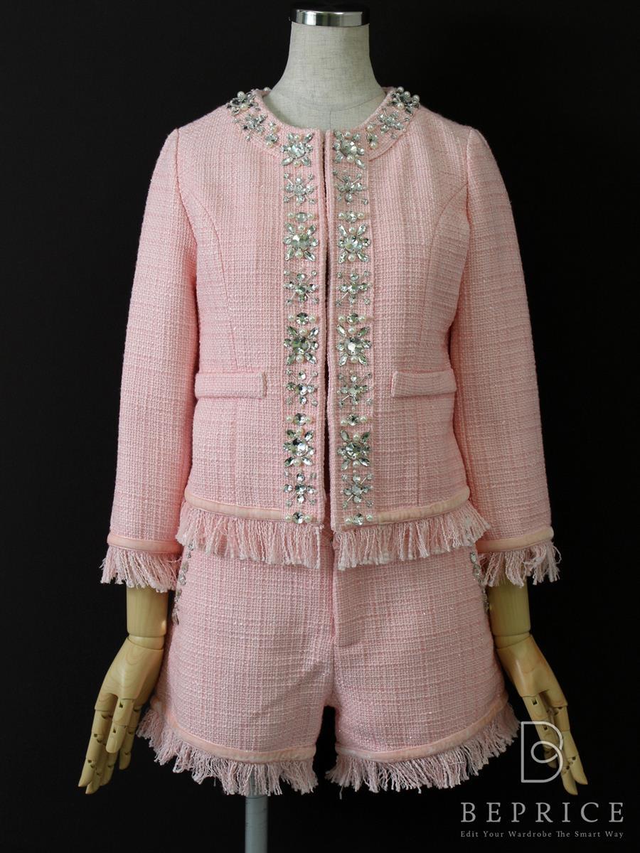 エミリアウィズ パンツ スーツ ジャケット