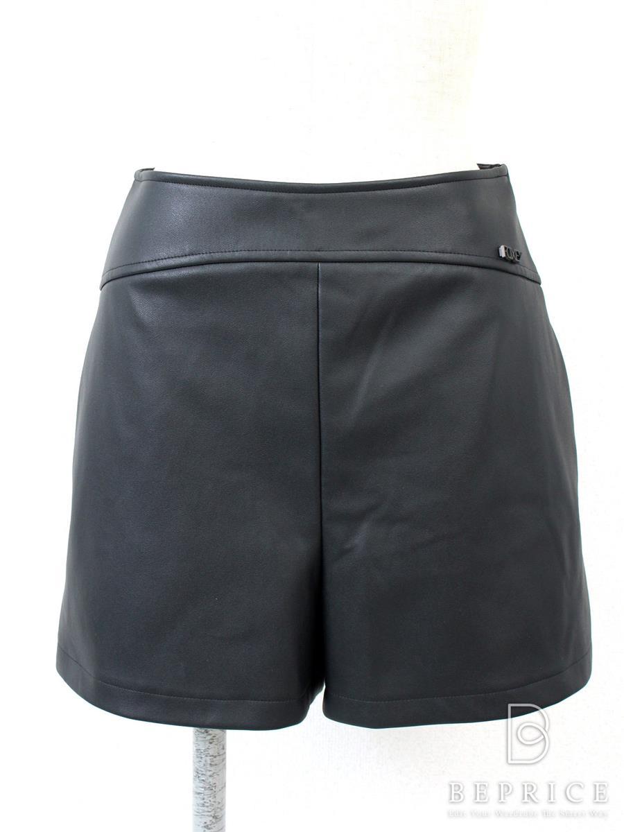 フォクシーニューヨーク ショートパンツ Cube Pants