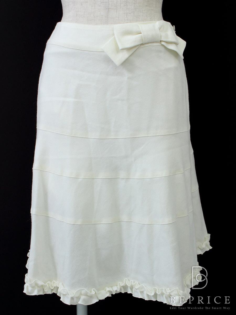 エムズグレイシー スカート フリル
