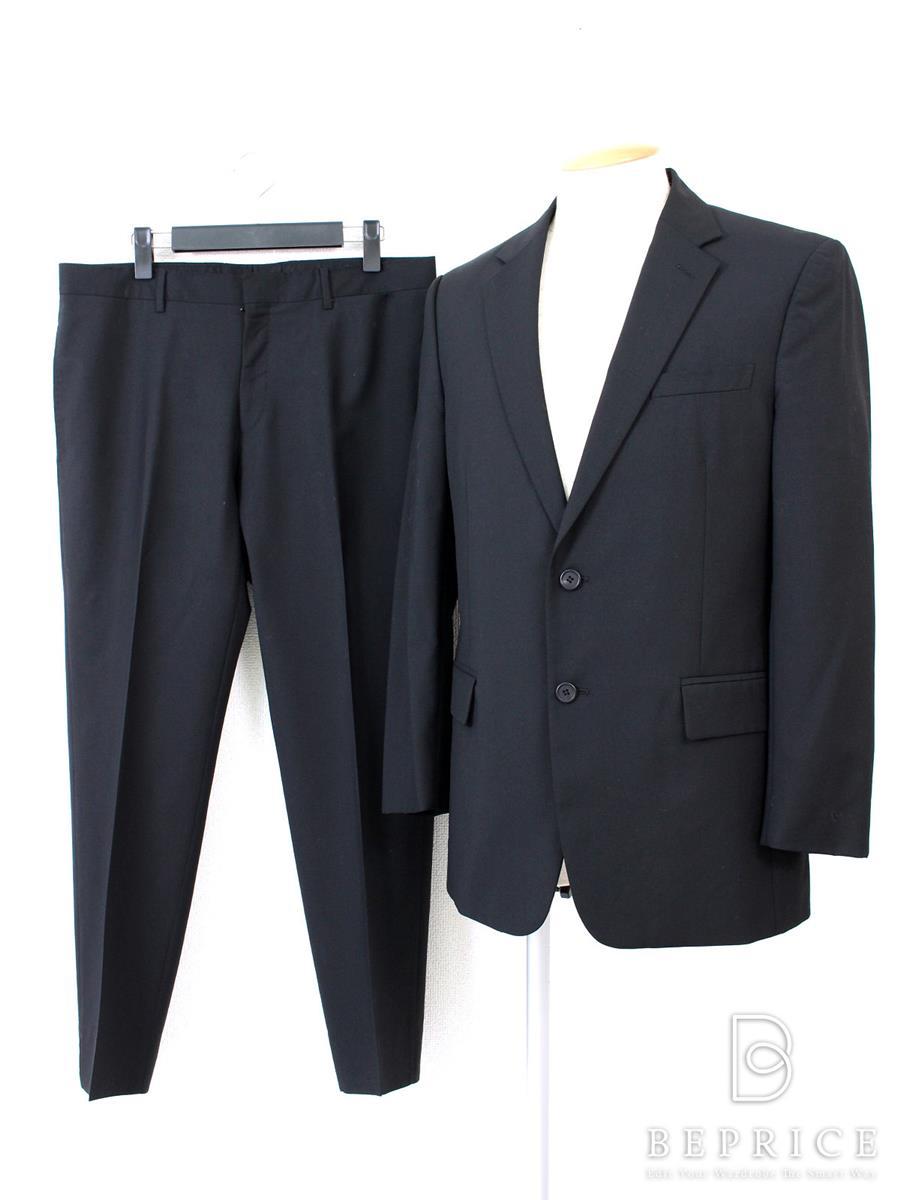 プラダ スーツ ジャケット 内ポケット生地破れあり