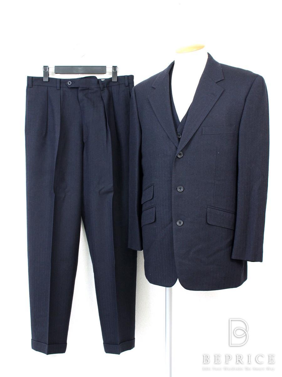 ビームスエフ スーツ 3ピース 3B