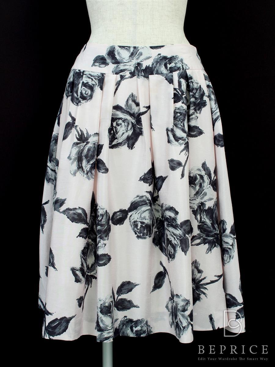 エムズグレイシー スカート 花柄