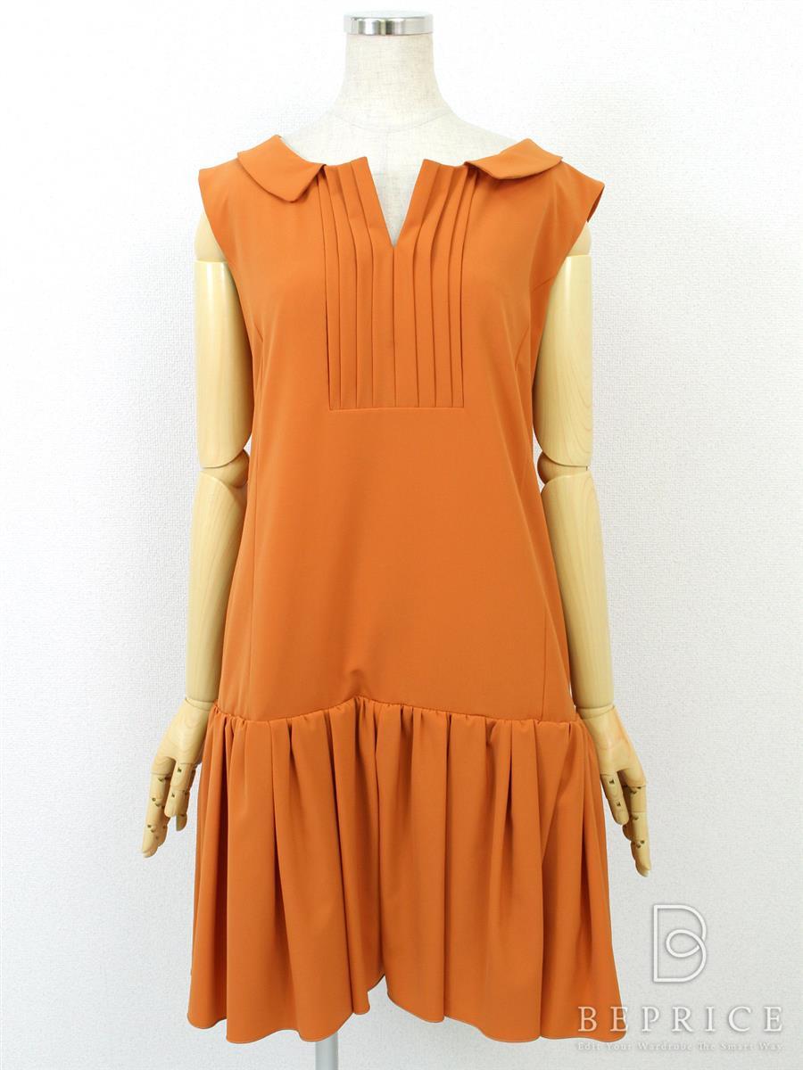 フォクシーニューヨーク ワンピース フルーツドレス