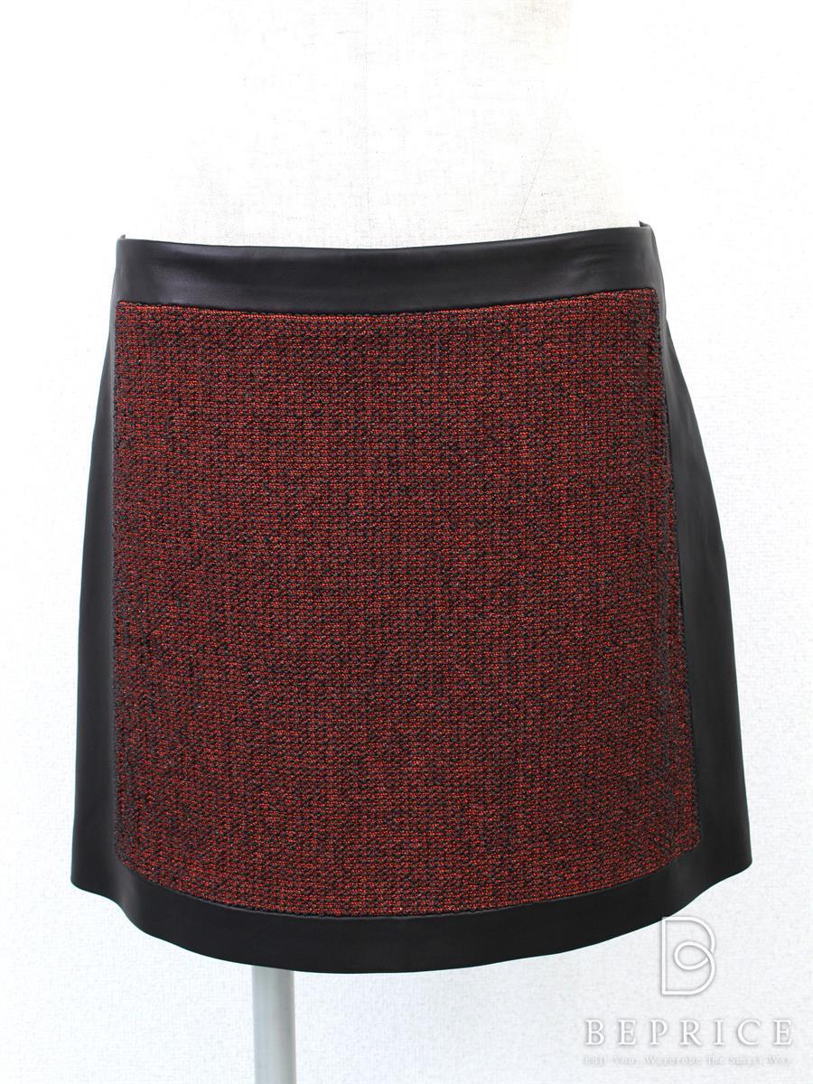 アディアム スカート 編込み