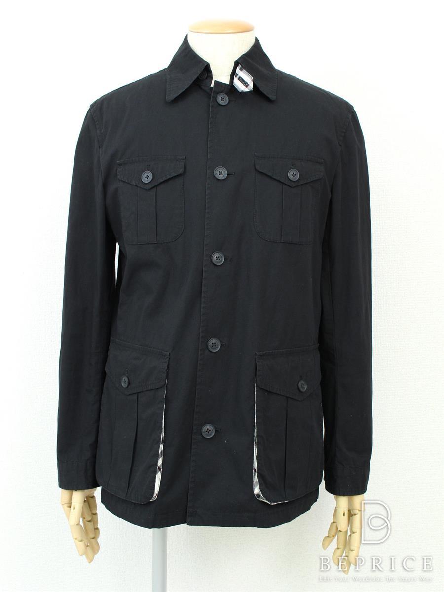 バーバリーブラックレーベル シャツ 長袖