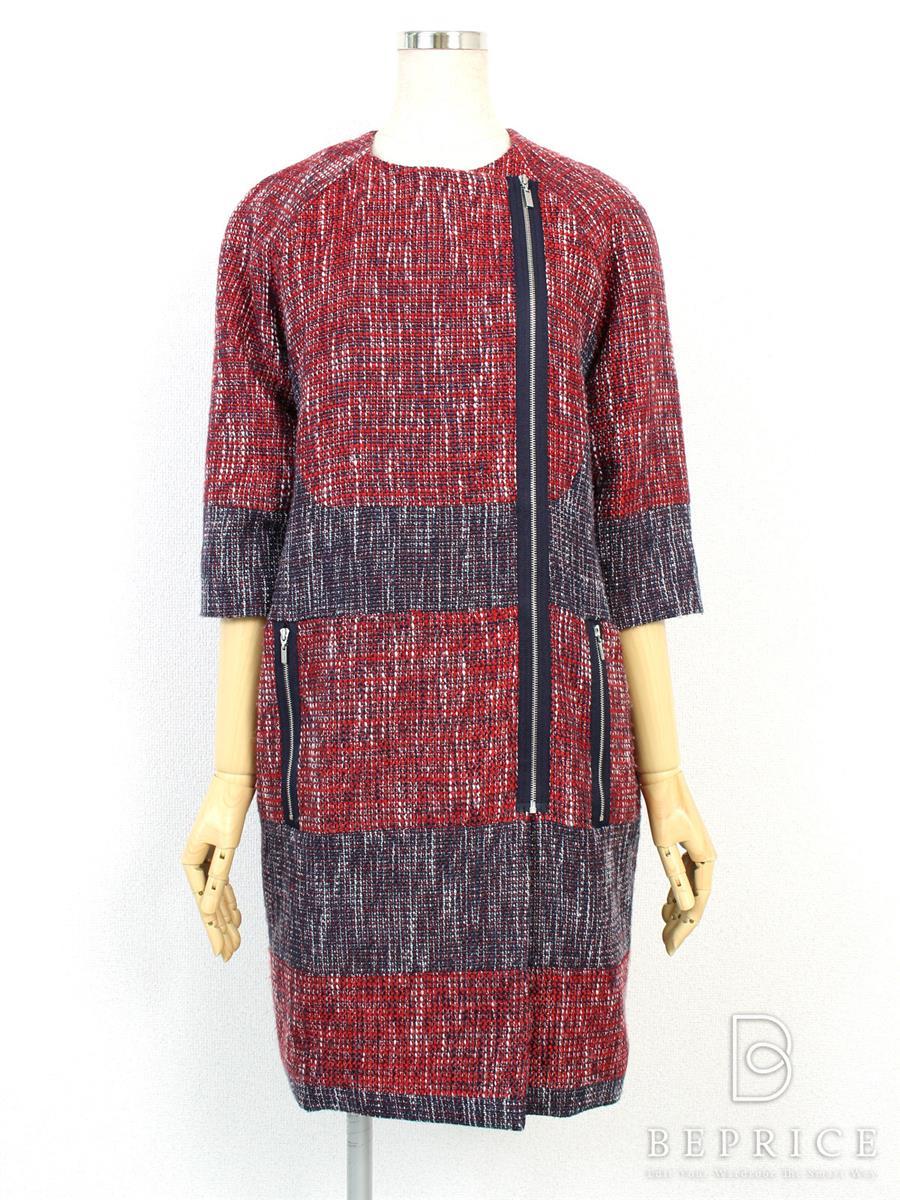フォクシーニューヨーク Collection ワンピース Tweed Coat Collection