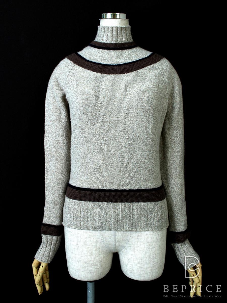 ポールカ ニット セーター トップス ニットセーター