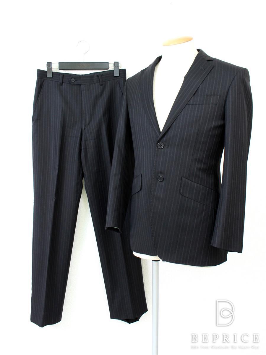 ポールスミス スーツ ストライプ