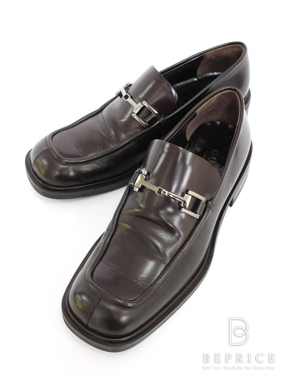 グッチ 靴 ビットローファー
