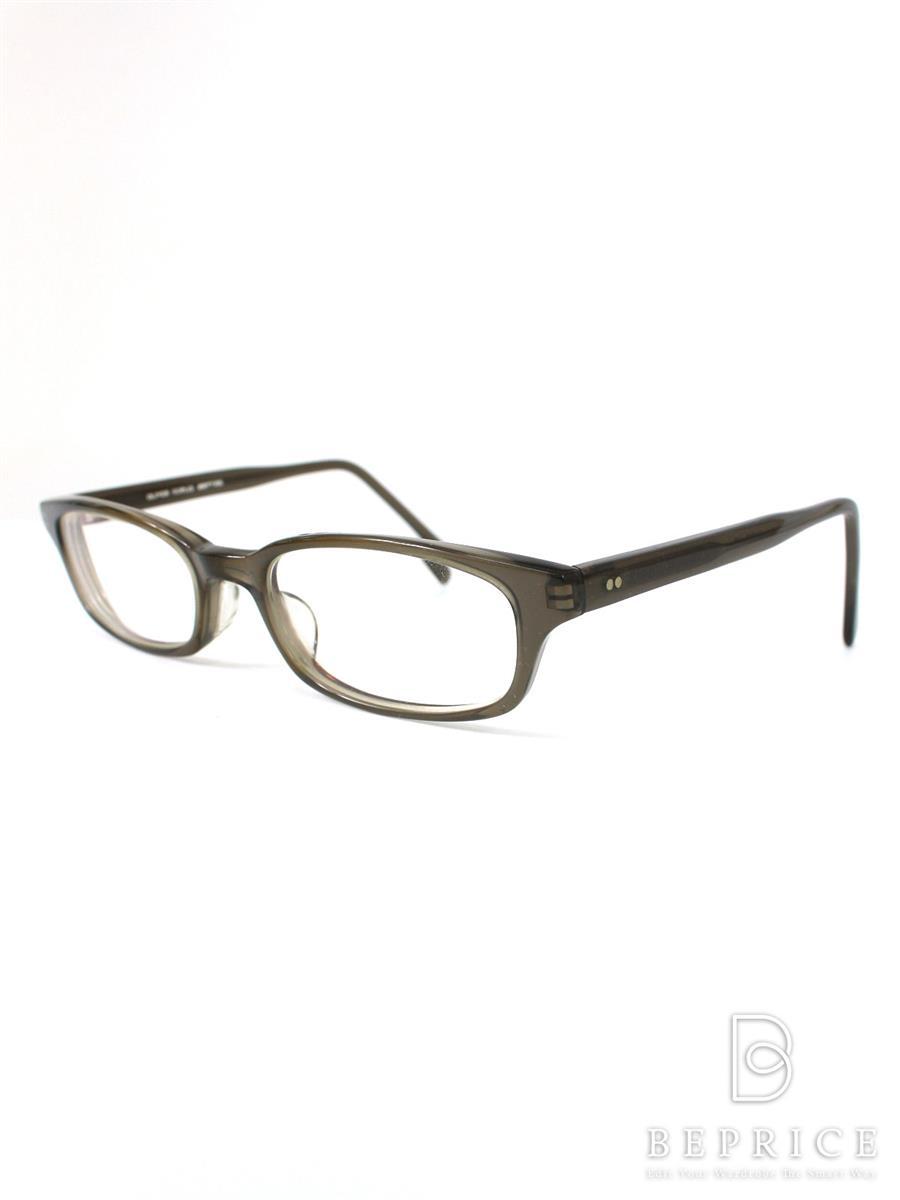 オリバーピープルズ 眼鏡 メガネフレーム ZUKO【50□19-143】