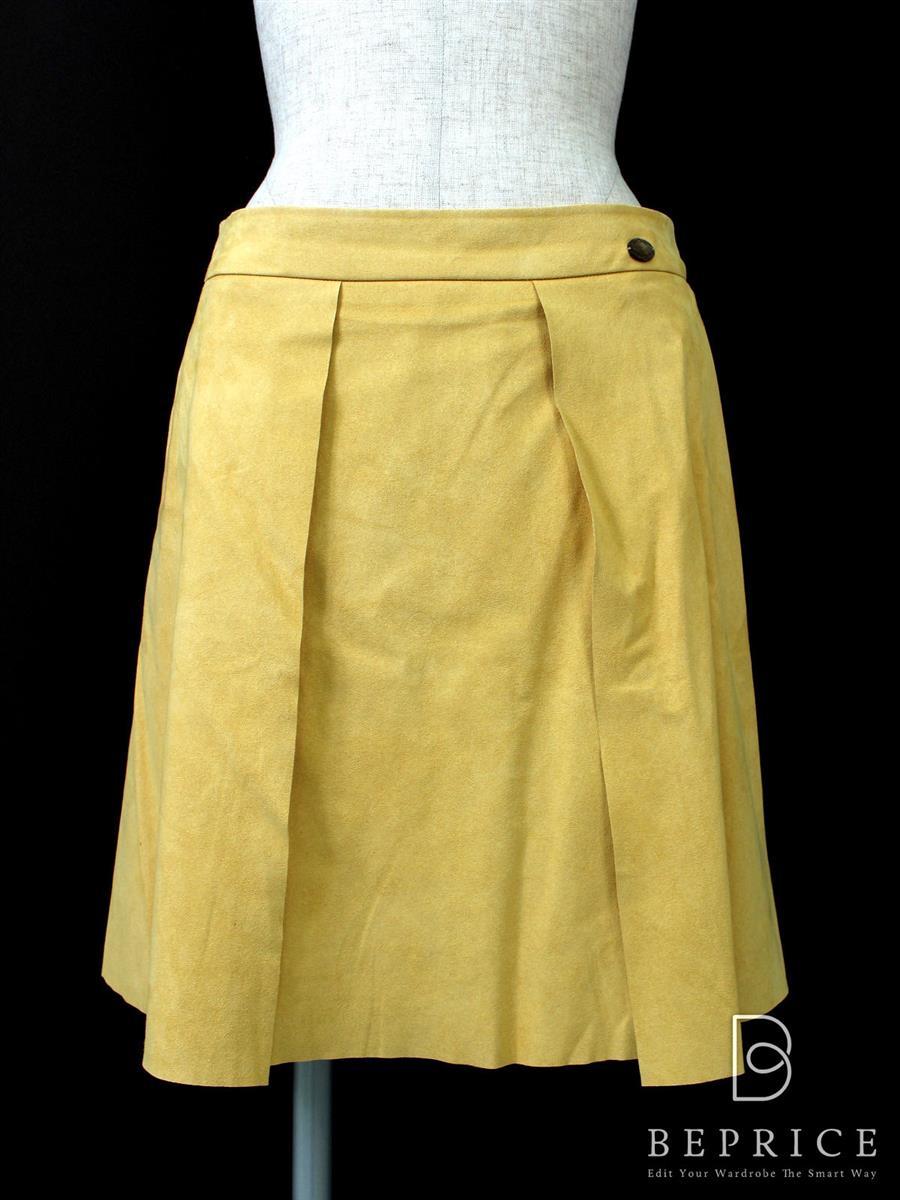 デイジーリンパリス スカート スカート DAISY SUEDE 32362