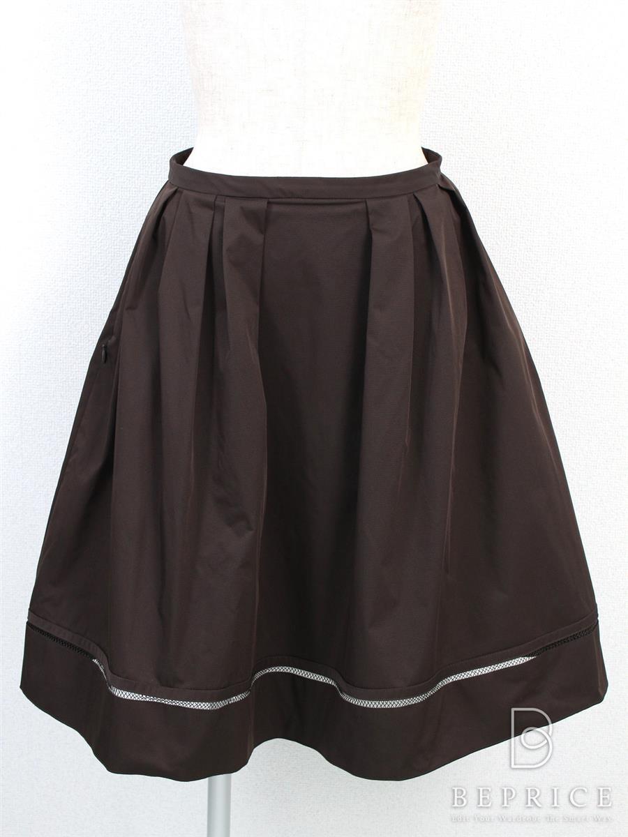 フォクシーニューヨーク スカート グログラン