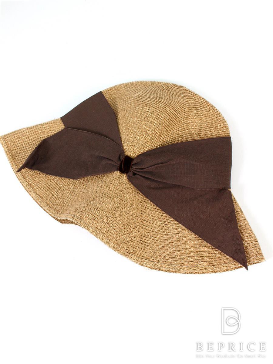 アシーナニューヨーク 帽子 リボン ハット