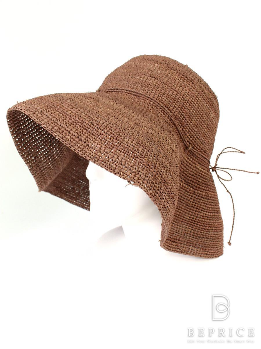 ヘレンカミンスキー ハット 帽子 ストロー