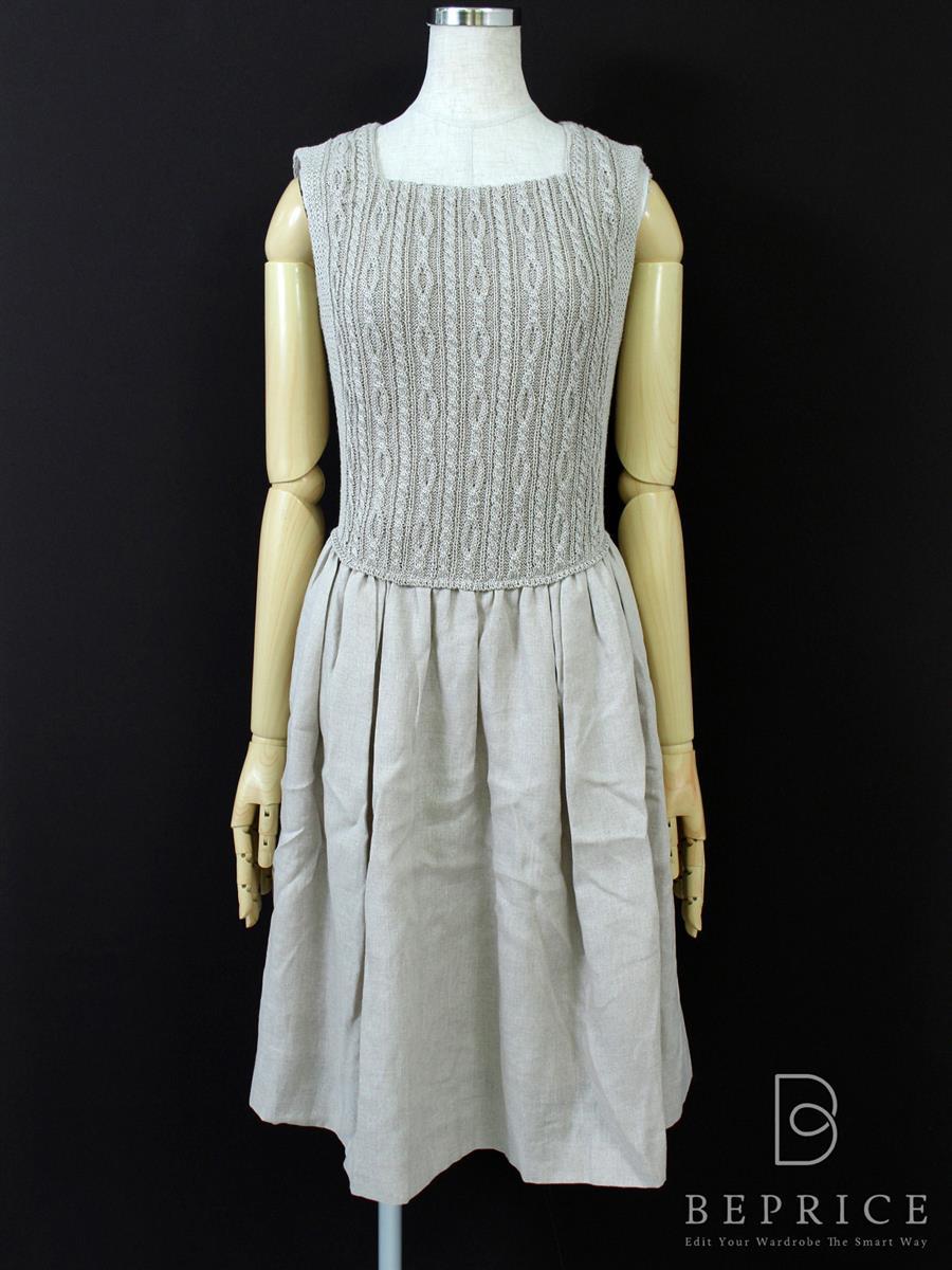 フォクシーブティック ワンピース Cable Dress 33799