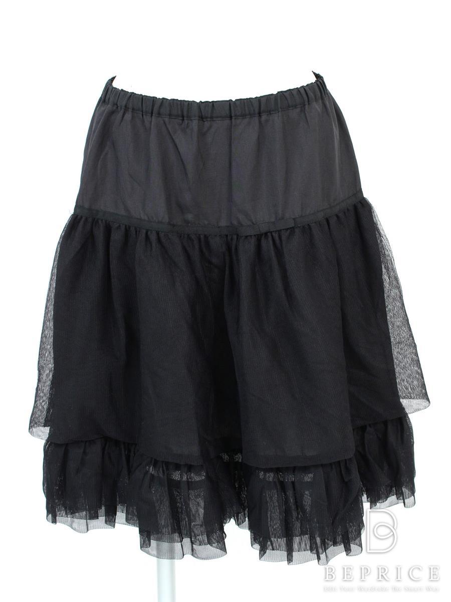 フォクシーブティック スカート スカート パニエ 27281