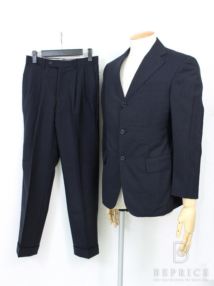 ユナイテッドアローズ スーツ ストライプ