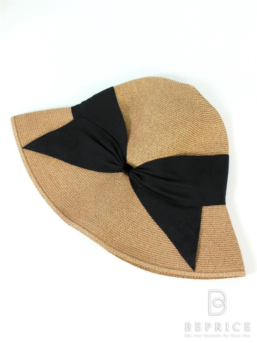 アシーナニューヨーク リボンハット帽子