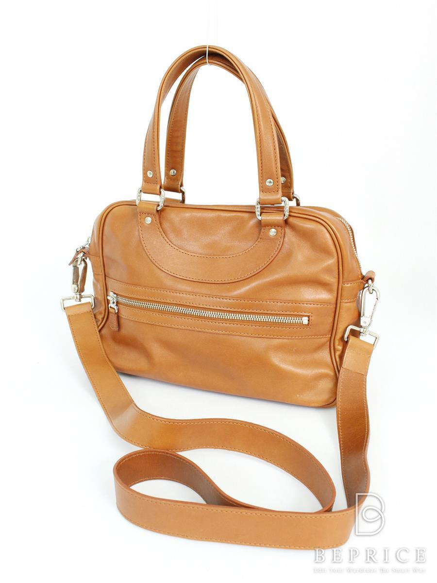ジャックルコー リスボン ハンドバッグ小 変色汚れあり