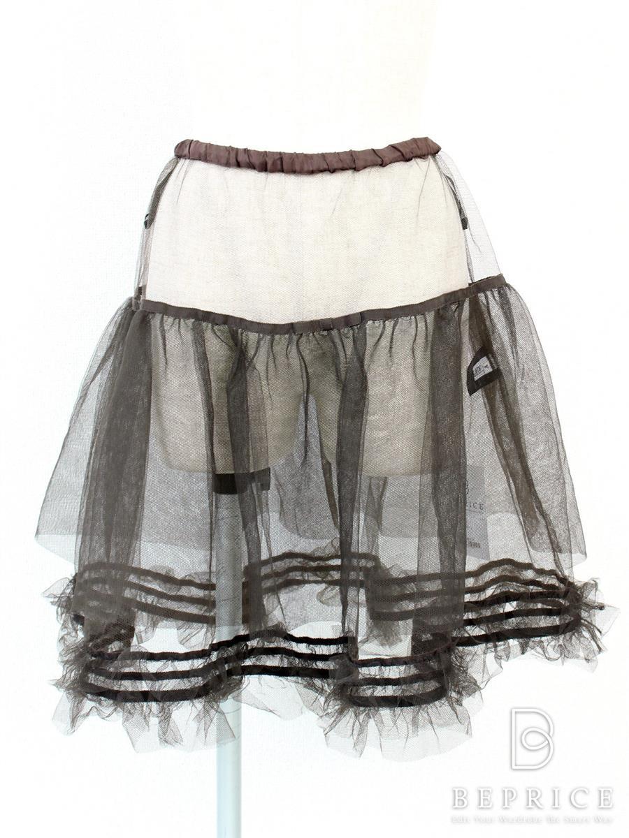フォクシーブティック パニエ スカート