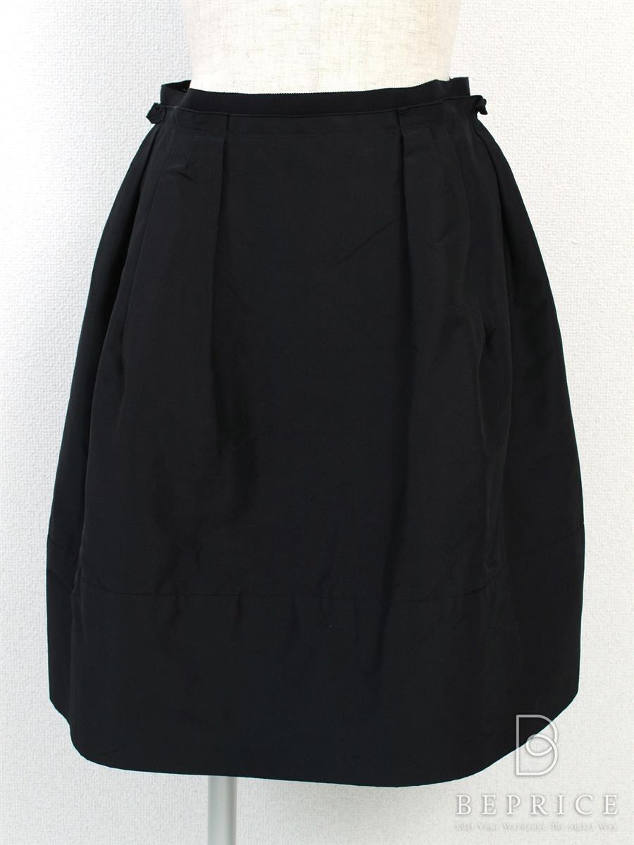 フォクシーブティック スカート シルクグログラン