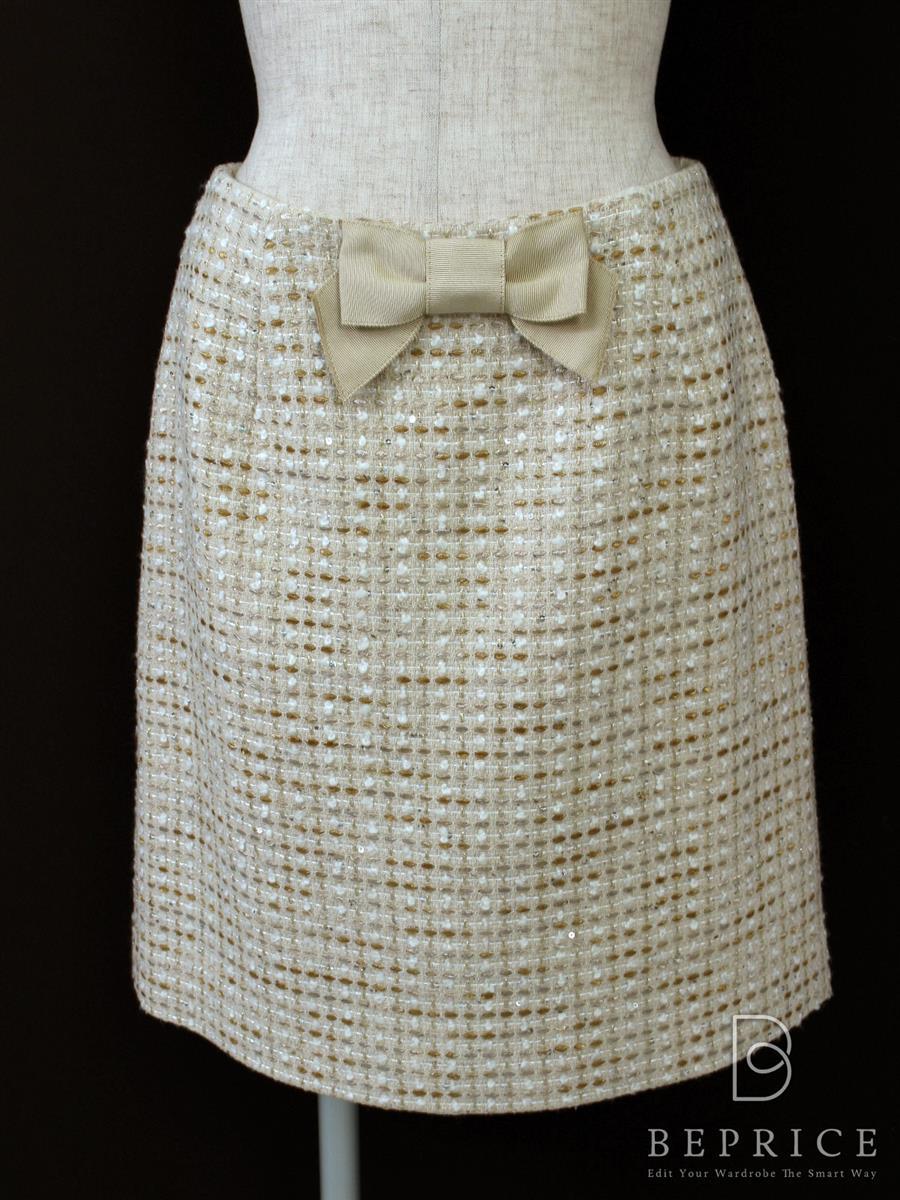 エムズグレイシー スカート スカート ツイード