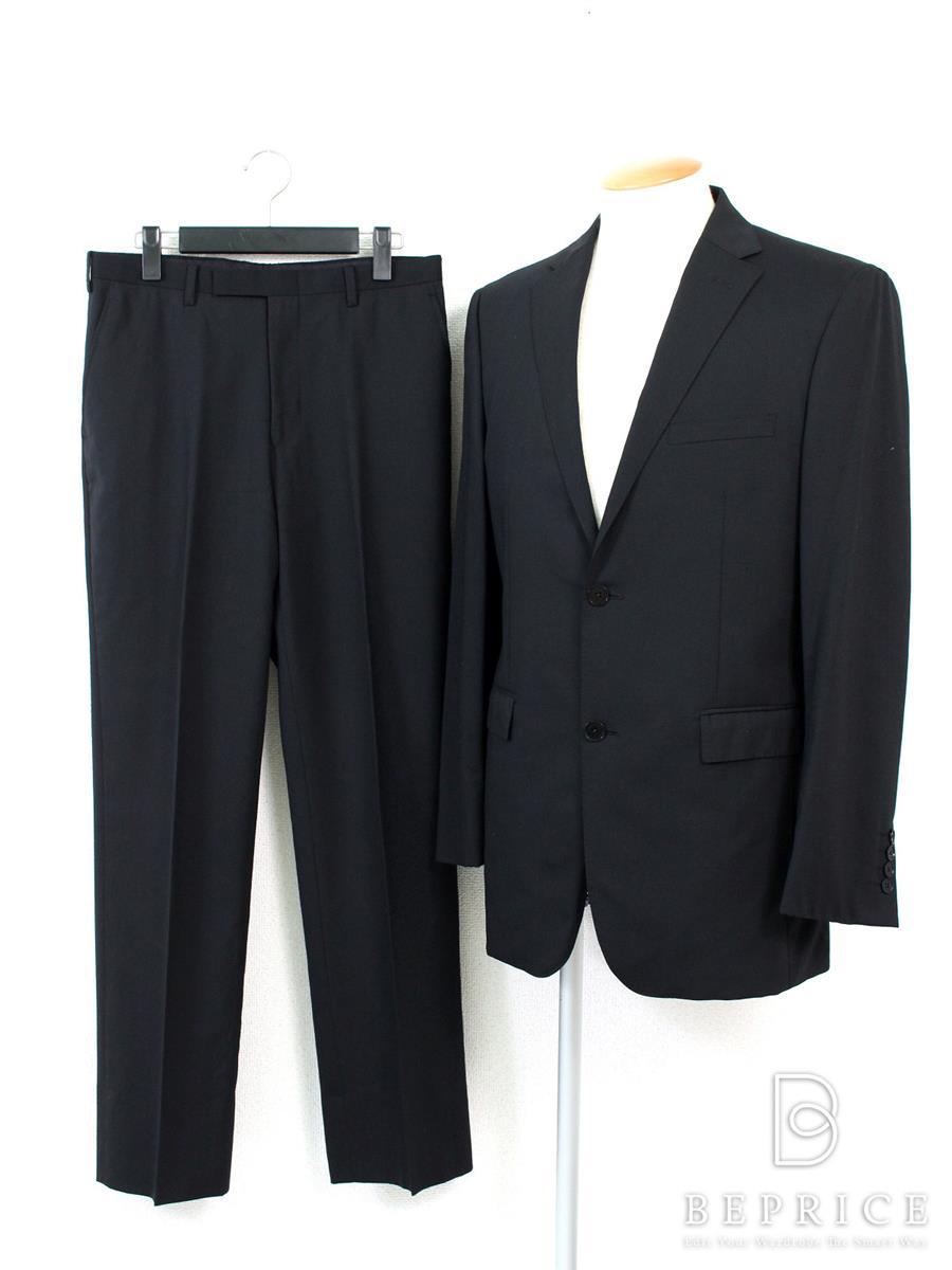 バーバリーブラックレーベル スーツ ジャケット 2B