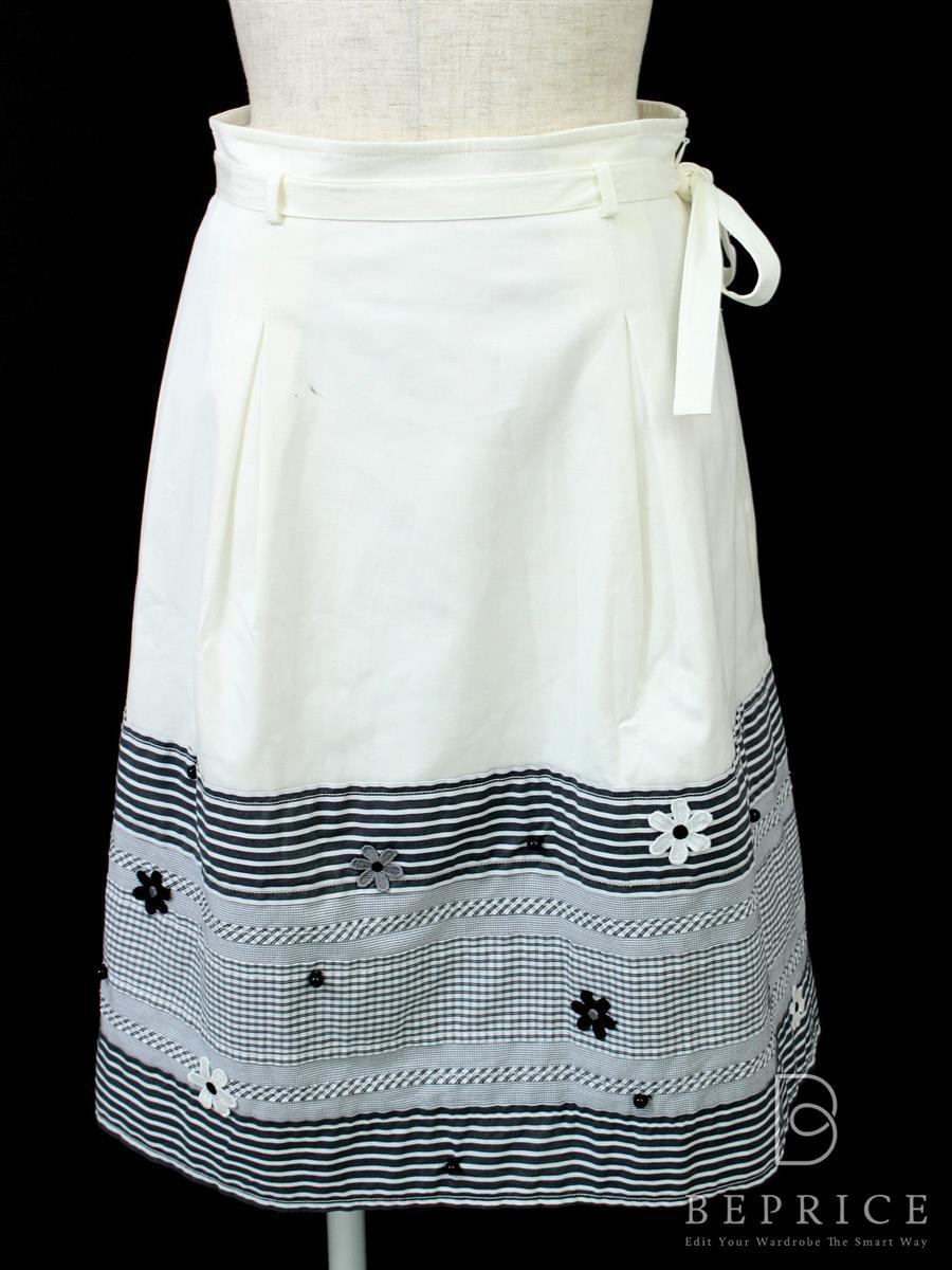 ルネ スカート スカート フレアー 汚れあり