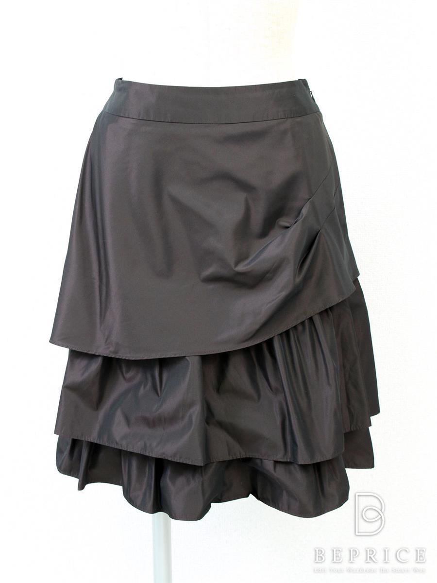 エムズグレイシー スカート スカート ティアード
