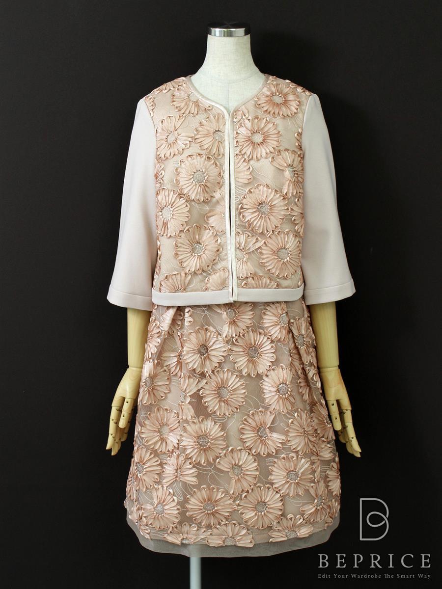 エムズグレイシー セットアップ セットアップ スカート ジャケット 花柄