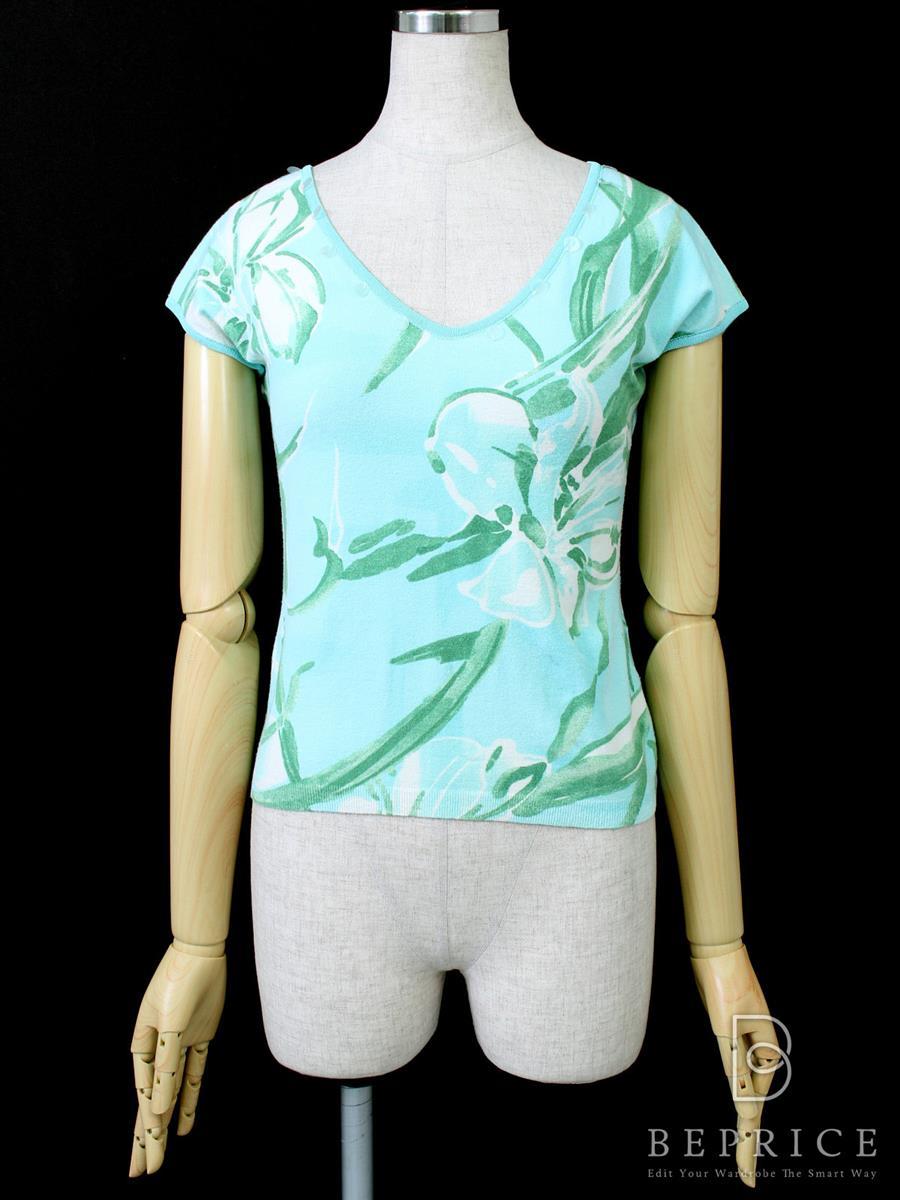 ブルマリン Tシャツ カットソー トップス 半袖